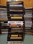 Видеокассеты 110 шт с первой записью (Чаплин, Радзинский, политика, история)., фото №5