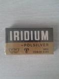 """Нові польські леза """"Iridium"""". Радянський період., фото №2"""