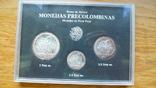"""Набор монет """"Мексика"""", фото №4"""