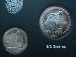 """Набор монет """"Мексика"""", фото №6"""