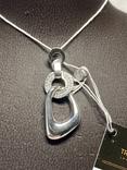 Серебряные подвески 11 штук, фото №6