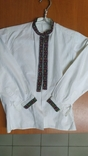 Рубашка вышиванка на подростка, фото №2