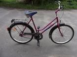 Велосипед COMPACT на 26 кол. з Німеччини, фото №2