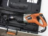 Шабельна пила WORX WX80RS 800W з Німеччини, фото №3