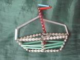Ёлочная игрушка Кораблик, фото №6