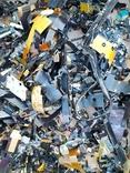 Золотосодержащий материал из айфонов, фото №2
