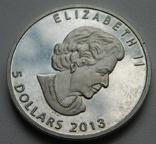 5 долларов Канада 2013, фото №5