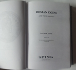 Римские монеты. Том ІІІ, репринт, фото №3