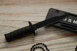 Мини армейский нож USMC. реплика, фото №7