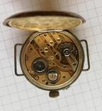 Карманные серебряные часы механика не на ходу, фото №3