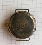 Карманные серебряные часы механика не на ходу, фото №8