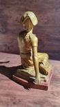 Старая фигура Жанны Дарк, фото №9