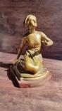 Старая фигура Жанны Дарк, фото №11