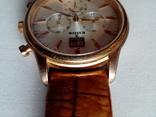 Швейцарские наручные часы Edox 10005-37RAIR с хронографом, фото №7
