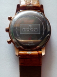 Швейцарские наручные часы Edox 10005-37RAIR с хронографом, фото №8
