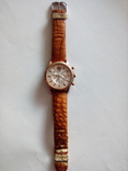 Швейцарские наручные часы Edox 10005-37RAIR с хронографом, фото №12