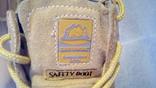 Защитные ботинки Groundwork safety оригинал.42р., фото №4