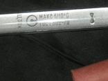 Иедицынский ртутный термометр в картонной тубе. ГОСТ 302-79. Ц38к., фото №5