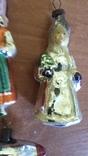 Елочные игрушки . СССР .4 шт., фото №4