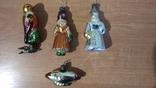 Елочные игрушки . СССР .4 шт., фото №8