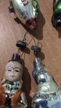 Елочные игрушки . СССР .4 шт., фото №13