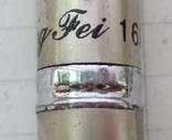 Перьевая ручка FengFei-1688 Пишет довольно мягко, тонко и насыщенно, фото №10