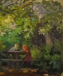 "В. Павлюченко "" Юнї художники "" 1960 р., фото №10"