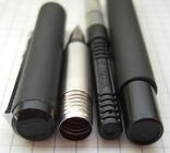 Новая ручка Parker Vector, made in UК. Перо F. Оригинал. Пишет мягко и тонко, фото №6