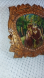 Дерев'яна картина, фото №3