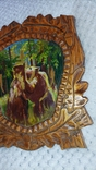 Дерев'яна картина, фото №4