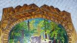 Дерев'яна картина, фото №6