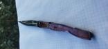Выкидной нож (с секретом), фото №2