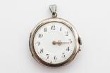 Годинник-підвіска срібний жіночий, фото №2