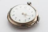 Годинник-підвіска срібний жіночий, фото №5