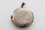 Годинник-підвіска срібний жіночий, фото №6