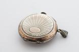 Годинник-підвіска срібний жіночий, фото №7