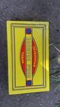 "Упаковка/коробка от курительного табака ""Золотое руно"" 50 гр., пр.СССР., фото №2"