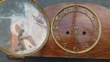 Часы интерьерные с маятником, фото №5