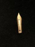 Ручка с золотым пером, фото №5