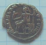 Варварское подражание денарию Траяна., фото №3