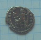Варварское подражание денарию Траяна., фото №5