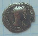 Варварское подражание денарию Траяна., фото №8