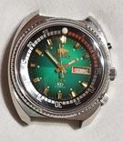 Японские часы Orient-KD королевский дайвер 1970 годов Japan., фото №2