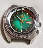 Японские часы Orient-KD королевский дайвер 1970 годов Japan., фото №3