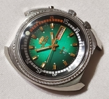 Японские часы Orient-KD королевский дайвер 1970 годов Japan., фото №6