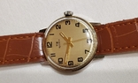 "Швейцарские часы ""TR Quik"" 17 jewels в жёлтом корпусе Swiss made 1980 года., фото №3"