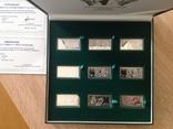 Набiр НБУ банкнот-мiнiатюp 2012р, фото №2