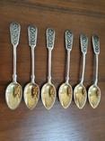 Набор чайных ложек, фото №2
