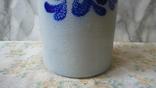 Бутылка керамика.Германия. 0.5л, фото №4