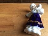 Девочка ангел с собачкой., фото №7